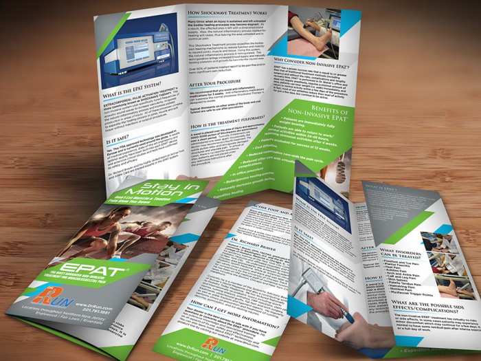 Dr Run EPAT Brochure