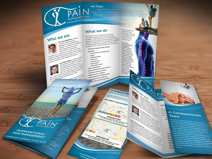 Pain NY Brochure