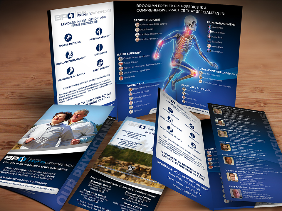 Brooklyn Premier Orthopedics Brochure