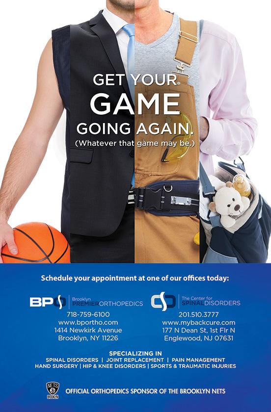 Orthopedic Advertisement Design