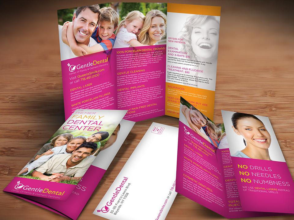 Family Dental Brochure